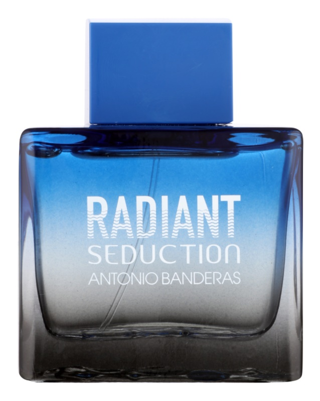Antonio Banderas Radiant Seduction Black eau de toilette per uomo 100 ml
