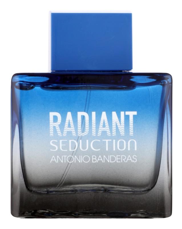 Antonio Banderas Radiant Seduction Black toaletna voda za moške 100 ml