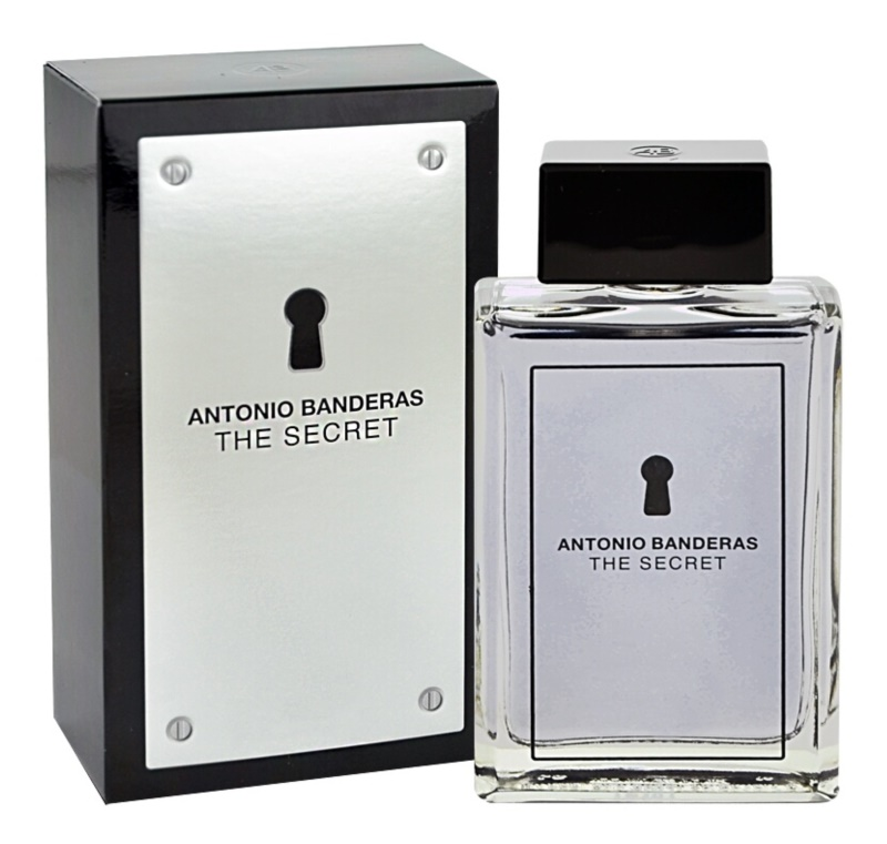Antonio Banderas The Secret Eau de Toilette Für Herren 100 ml