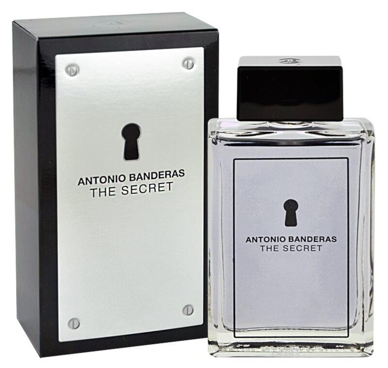 Antonio Banderas The Secret eau de toilette pentru barbati 100 ml