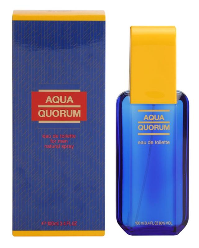 Antonio Puig Aqua Quorum eau de toilette per uomo 100 ml