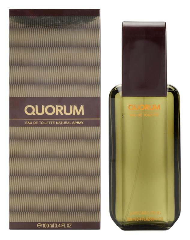 Antonio Puig Quorum toaletná voda pre mužov 100 ml