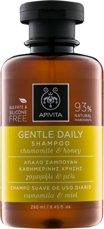 Apivita Holistic Hair Care Chamomile & Honey šampon za vsakodnevno umivanje las