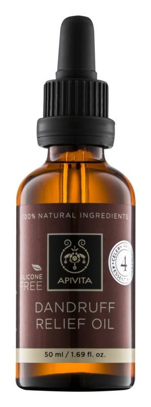 Apivita Holistic Hair Care Celery & Propolis ulje protiv peruti