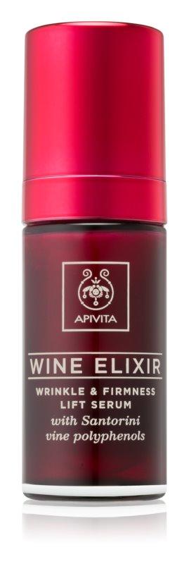 Apivita Wine Elixir Santorini Vine serum protiv bora s učvršćujućim učinkom