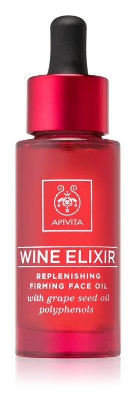 Apivita Wine Elixir Grape Seed Oil zpevňující pleťový olej