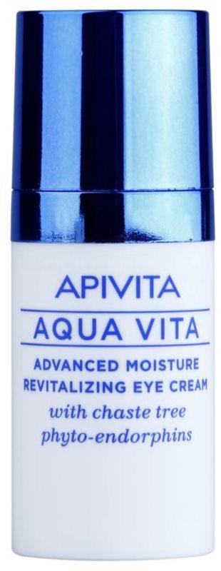 Apivita Aqua Vita intenzív hidratáló és revitalizáló krém a szem köré