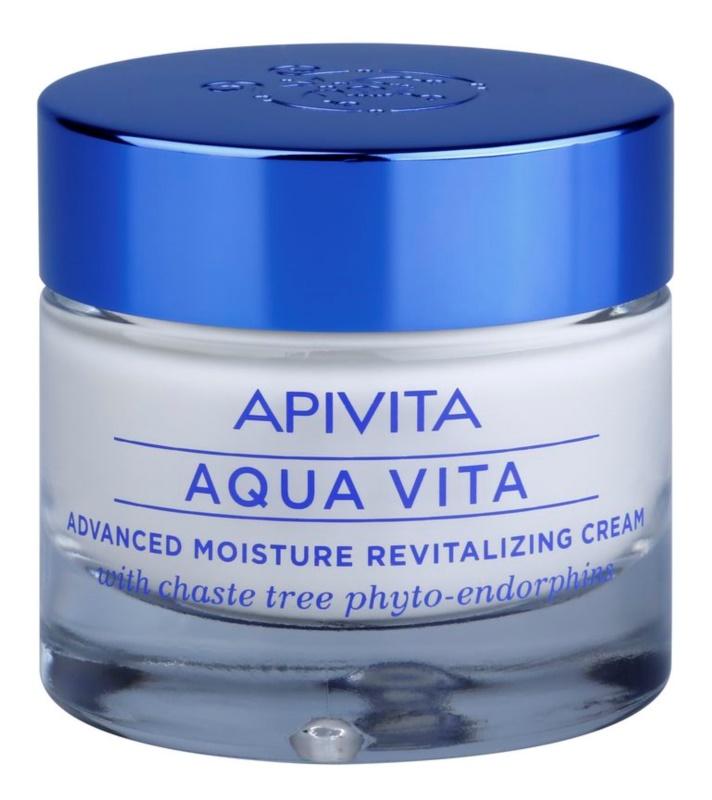 Apivita Aqua Vita intenzív hidratáló és revitalizáló krém kombinált és zsíros bőrre