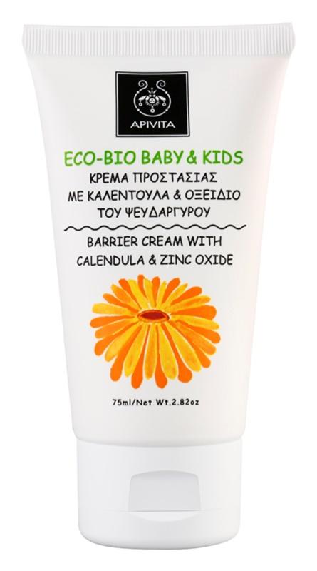Apivita Eco-Bio Baby & Kids beruhigende Baby-Crem gegen Wundsein