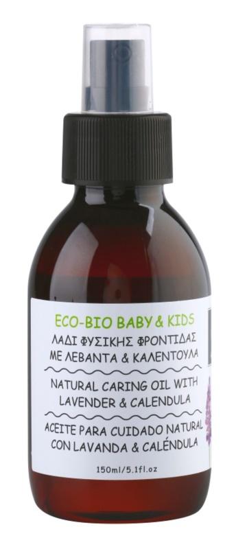 Apivita Eco-Bio Baby & Kids aceite hidratante y calmante para niños