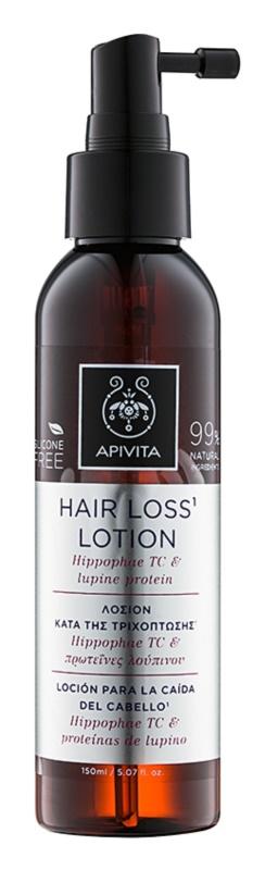 Apivita Hair Loss cuidado sin aclarado anticaída
