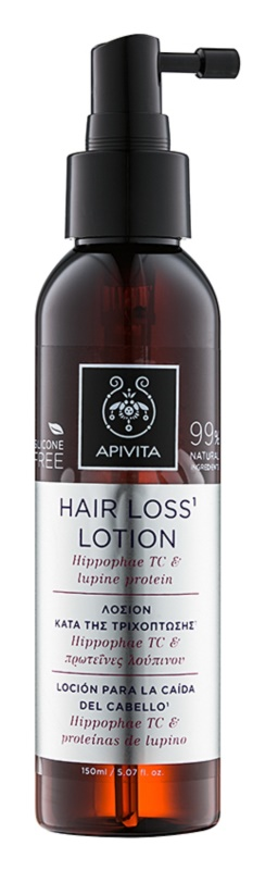Apivita Hair Loss Leave-In Verzorging tegen Haaruitval