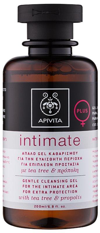 Apivita Intimate delikatny żel do higieny intymnej