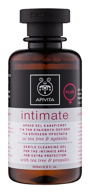 Apivita Intimate gel suave para higiene íntima