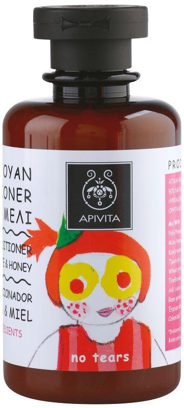 Apivita Kids Pomegranate & Honey šampon in balzam 2 v1 za otroke