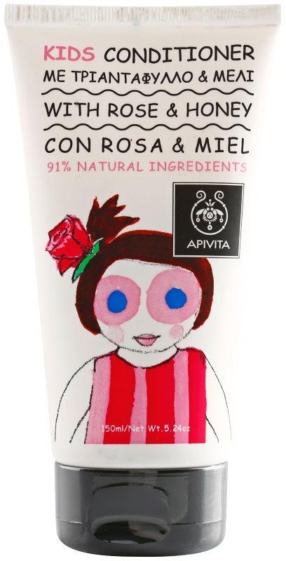 Apivita Kids Rose & Honey Conditioner