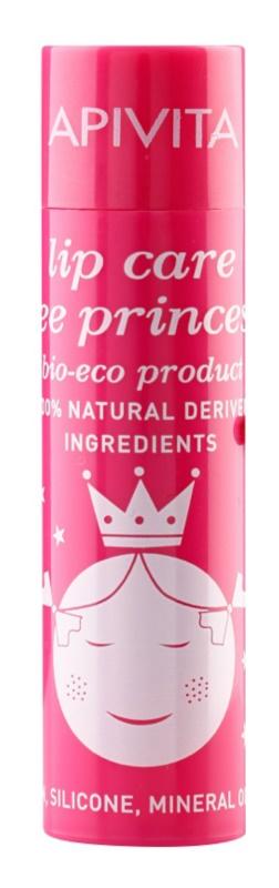 Apivita Lip Care Bee Princess baume à lèvres hydratant pour enfant