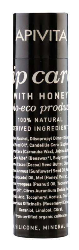Apivita Lip Care Honey baume à lèvres régénérant