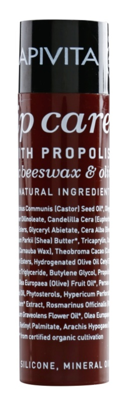 Apivita Lip Care Propolis Balm For Dry And Chapped Lips