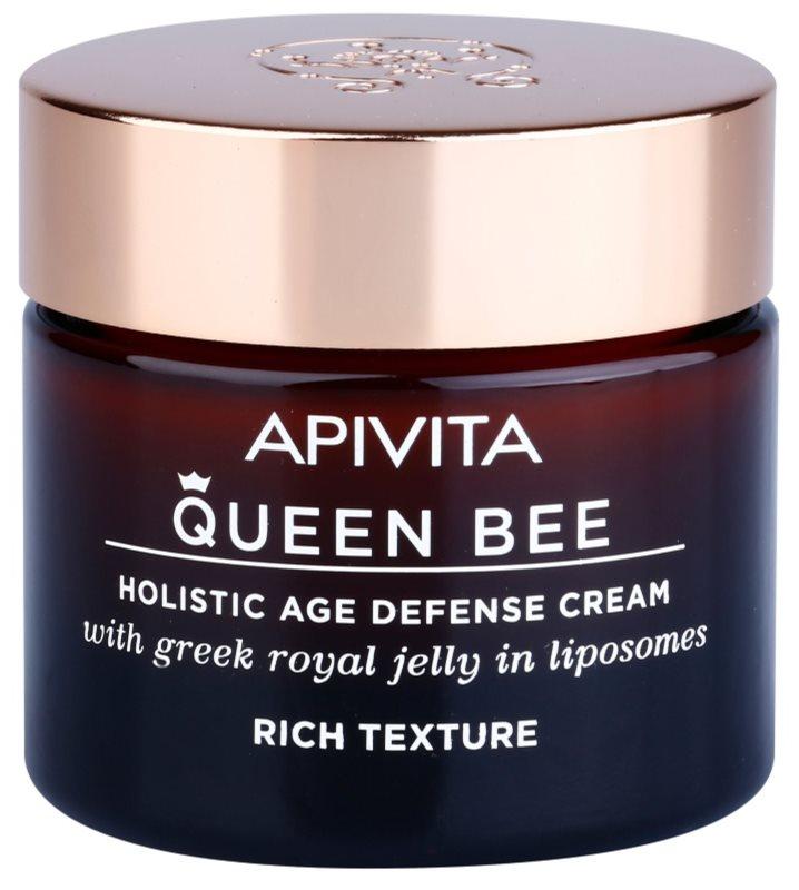 Apivita Queen Bee Voedende Crème  tegen Huidveroudering