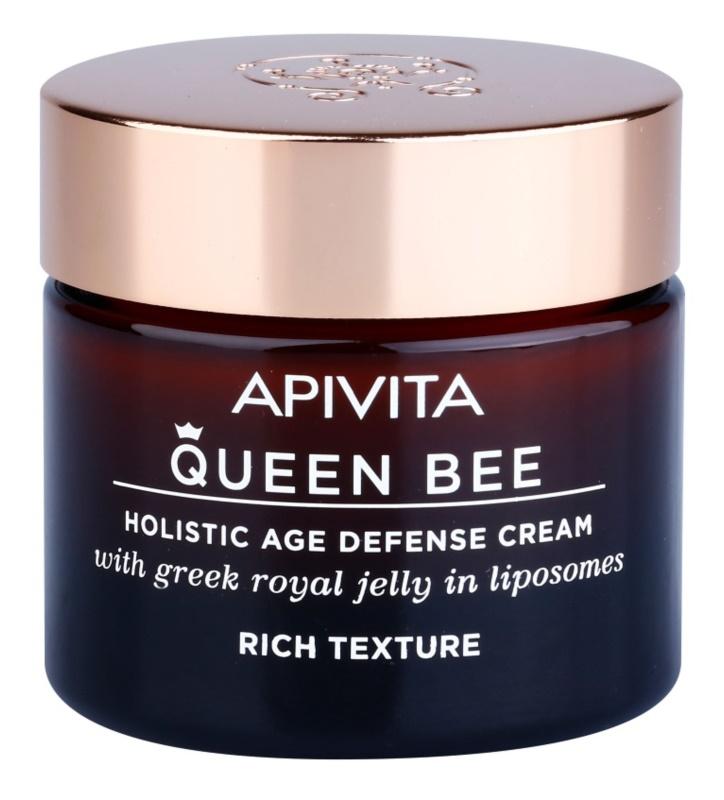 Apivita Queen Bee výživný krém proti starnutiu pleti