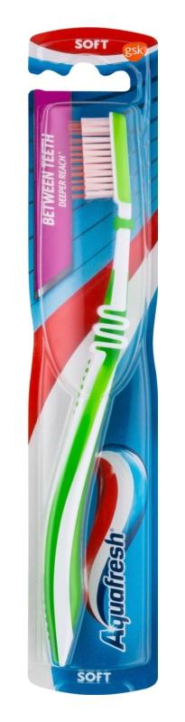 Aquafresh Interdental escova de dentes soft