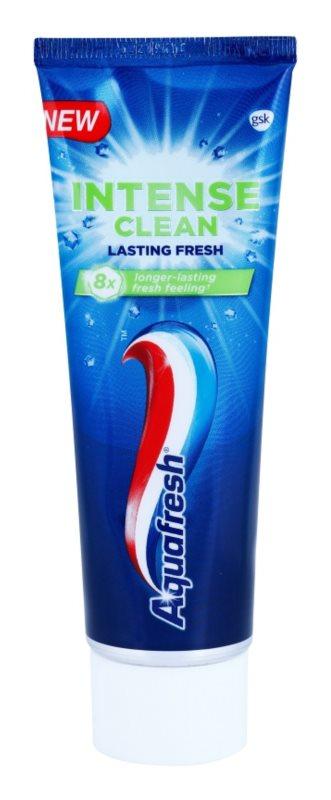 Aquafresh Intense Clean Lasting Fresh pasta de dientes para aliento fresco