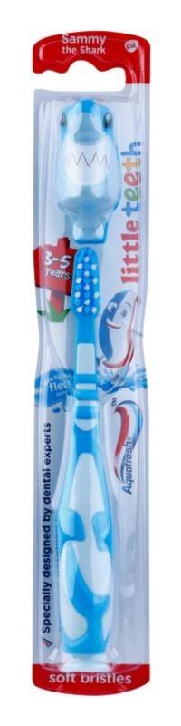 Aquafresh Little Teeth четка за зъби за деца
