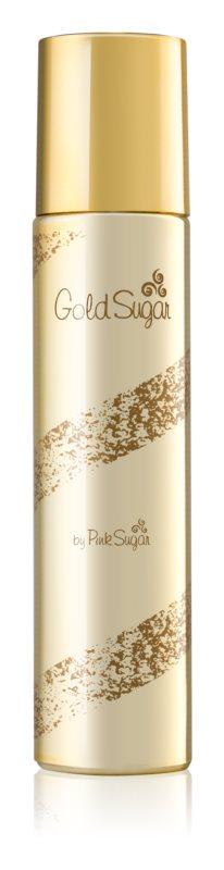 Aquolina Gold Sugar Eau de Toillete για γυναίκες 50 μλ