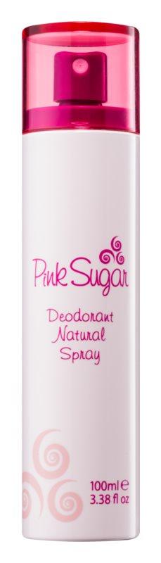 Aquolina Pink Sugar deodorant s rozprašovačom pre ženy 100 ml