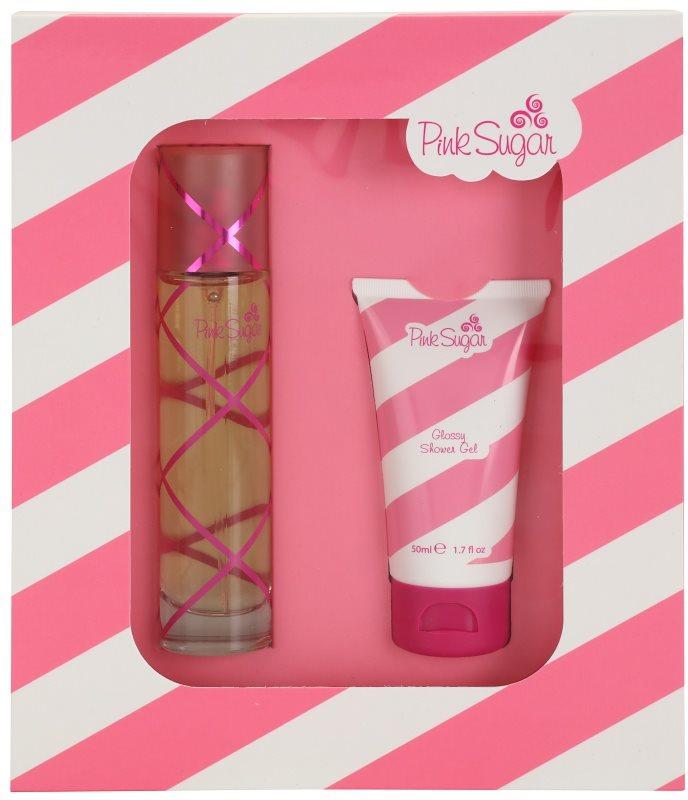 Aquolina Pink Sugar confezione regalo I