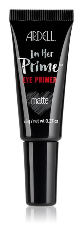 Ardell In Her Prime Mattifying Primer Under Eye Shadows