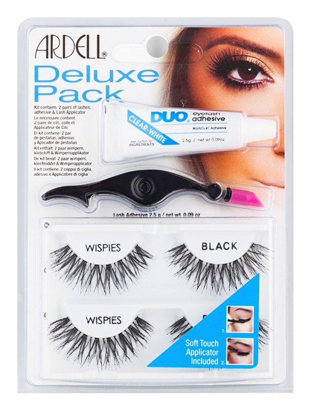 Ardell Deluxe Pack zestaw kosmetyków I.