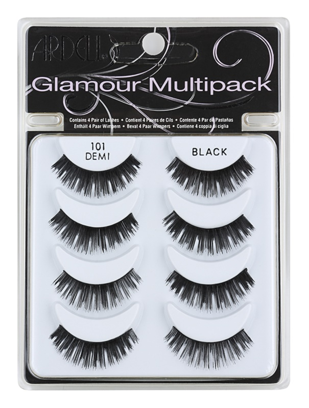 Ardell Glamour nalepovacie riasy Multipack