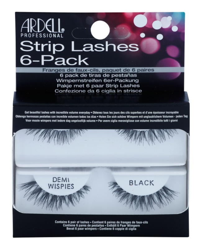 Ardell Strip Lashes faux-cils Multipack