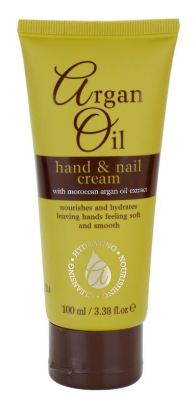 Argan Oil Hydrating Nourishing Cleansing krema za ruke i nokte s arganovim uljem