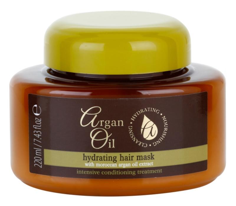 Argan Oil Hydrating Nourishing Cleansing nährende Haarmaske mit Arganöl