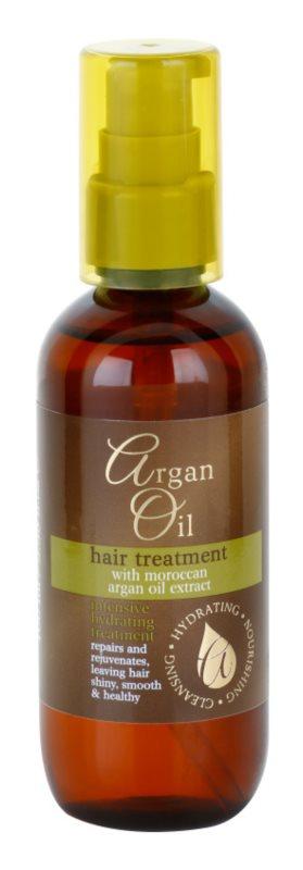 Argan Oil Hydrating Nourishing Cleansing cuidado de hidratação intensiva com óleo de argan