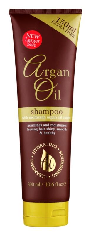 Argan Oil Hydrating Nourishing Cleansing поживний шампунь з аргановою олійкою