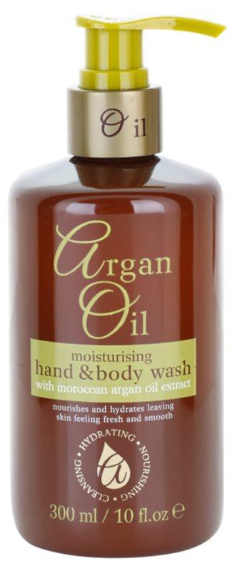 Argan Oil Hydrating Nourishing Cleansing odżywcze mydło w płynie z olejkiem arganowym