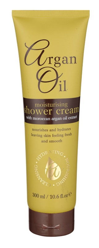 Argan Oil Hydrating Nourishing Cleansing Hydrating Shower Cream With Argan Oil