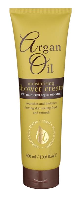 Argan Oil Hydrating Nourishing Cleansing nawilżający krem pod prysznic z olejkiem arganowym