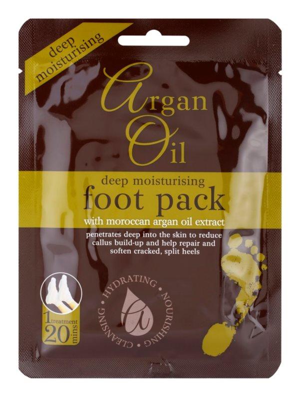 Argan Oil Pack meias hidratantes