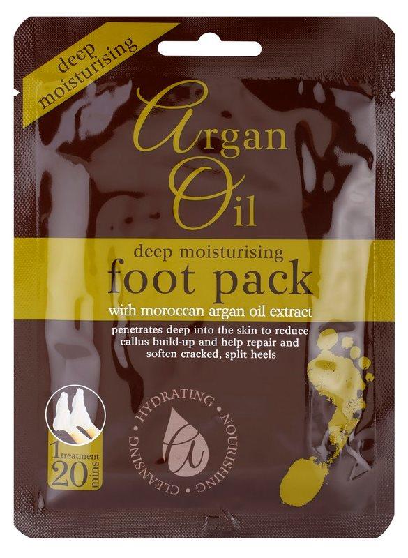 Argan Oil Pack зволожуючі шкарпетки