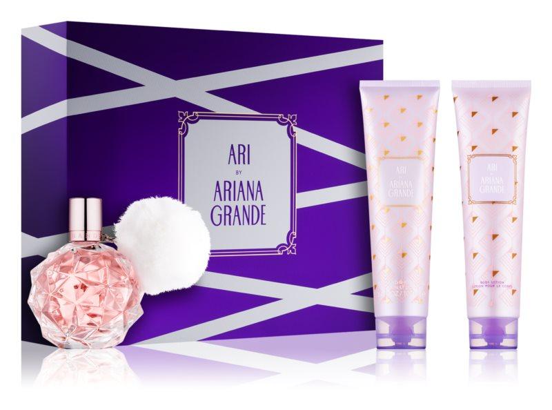 Ariana Grande Ari by Ariana Grande ajándékszett III.
