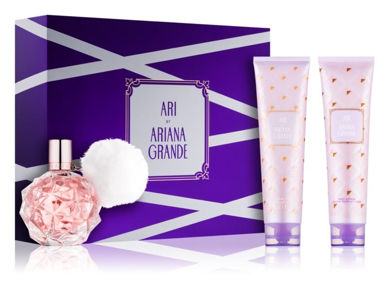 Ariana Grande Ari by Ariana Grande Geschenkset III.