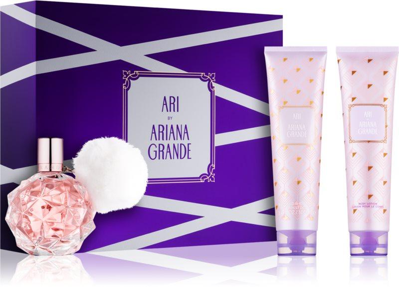 Ariana Grande Ari by Ariana Grande Gift Set  III.