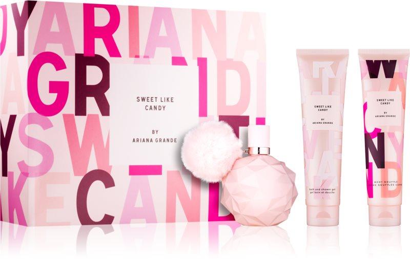 Ariana Grande Sweet Like Candy darčeková sada III.