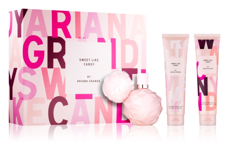Ariana Grande Sweet Like Candy set cadou III
