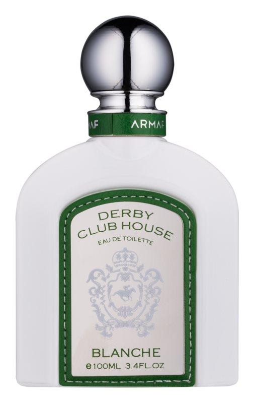 Armaf Derby Club House Blanche eau de toilette para hombre 100 ml